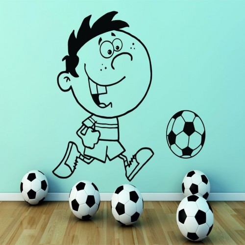 DrengSpillerFodbold