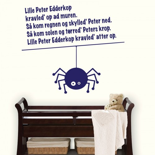 lillepeteredderkop