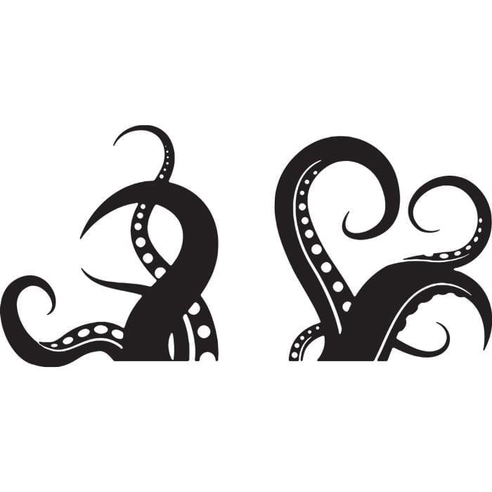 blækspruttearme