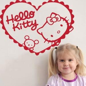 HelloKitty_hjerte