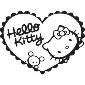 HelloKitty_hjerte2