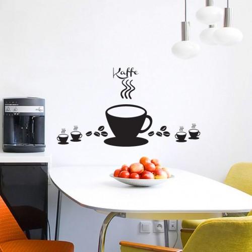 Femkaffekopper