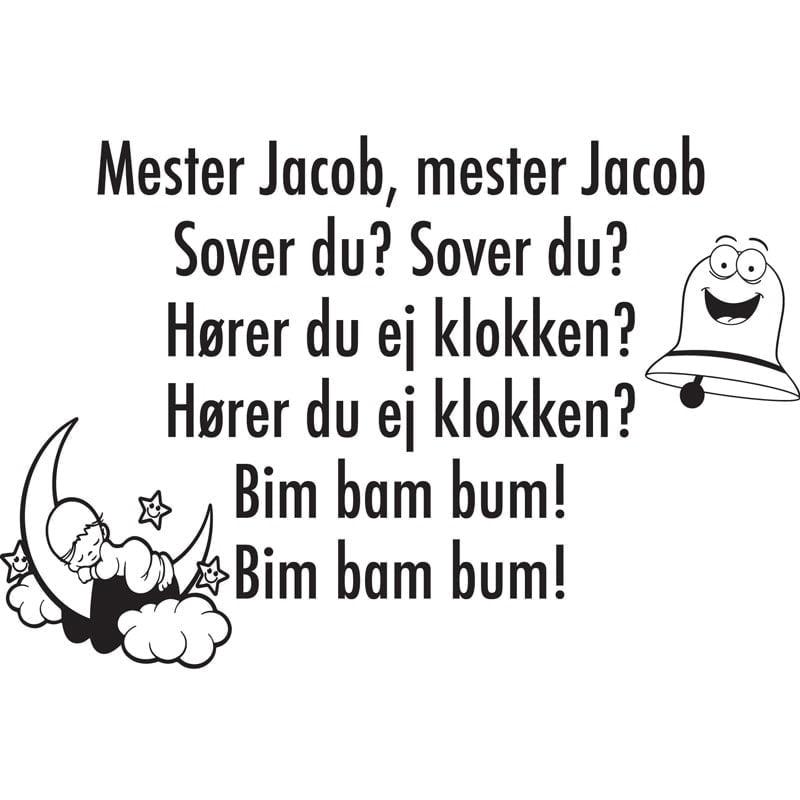 mester jakob tekst