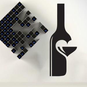 VinflaskeHerte