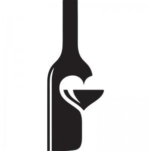 VinflaskeHerte2