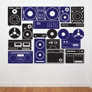 musikvæg