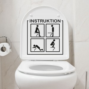 WC-instrution