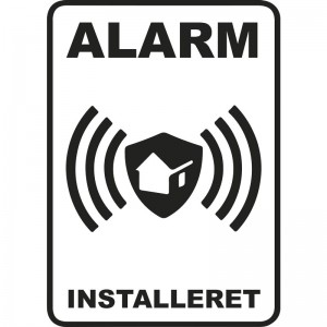 alarmskilt