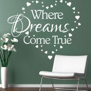 dreamcometrue