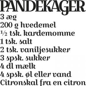 Pandekager2
