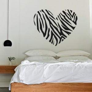 Zebrahjerte