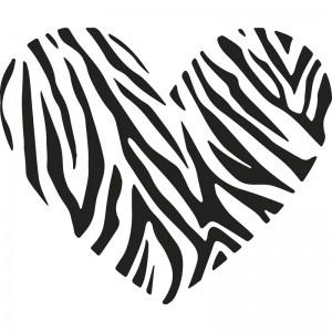 Zebrahjerte2