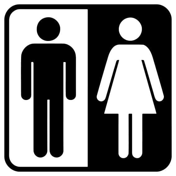 Прикольные картинки на туалетную дверь